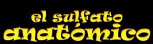 El sulfato anatomico